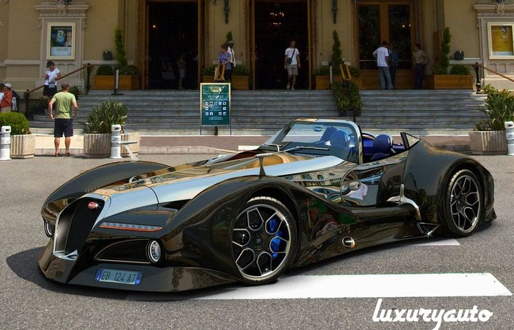The rare Buggati Atlantique concept Luxuryauto Cars Luxury Cars Buggati