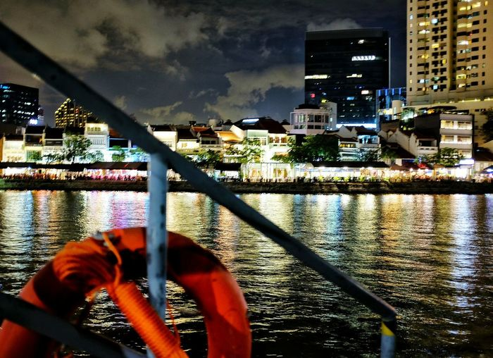 Looking across at Boat Quay from a disused ferry point. Taking Photos Check This Out Hello World EyeEm Gallery Open Edit City Life Urban Lifestyle Urbanexploration Cityscape Cityscapes Urban Photography Street Photography Streetphotography Urbanphotography Urban Landscape Night Lights Nightphotography Night Photography Nightlights Q is for Quay Colors Of The Night Riverside Cities At Night Learn & Shoot: After Dark First Eyeem Photo