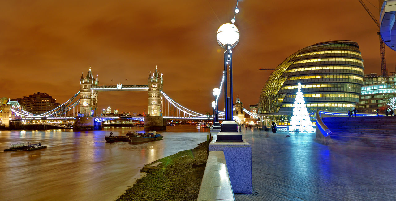 Bridge Cristmas Eye4photography  EyeEm Gallery London London Night London_only Londonlife LONDON❤ Long Exposure Night Night Lights Night Photography Nightlife Nightphotography Panorama Panoramic River Sashalmi Street Thames Thames River Thamesriver Tower Bridge  Tower Of London