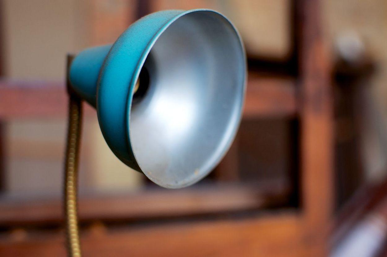 Bedside Lamp Blue Lamp Posts Bokeh Day Façade Focus On Foreground Lamp Light Light Fixture Metal No People Old Vintage Vintage Cars