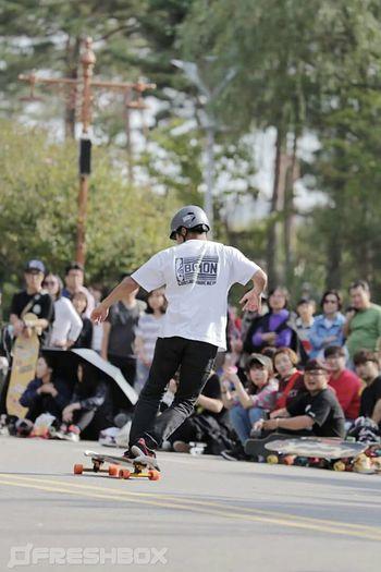 롱보드 Longboard Originalskateboard Apex37