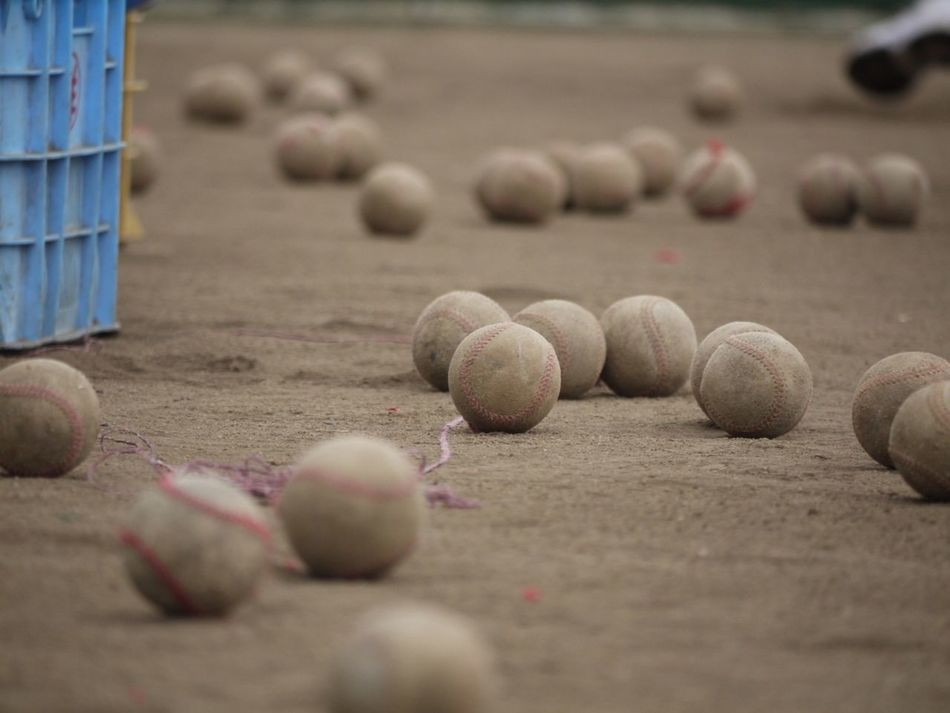 Beautiful stock photos of baseball, Ball, Baseball, Close-Up, Day