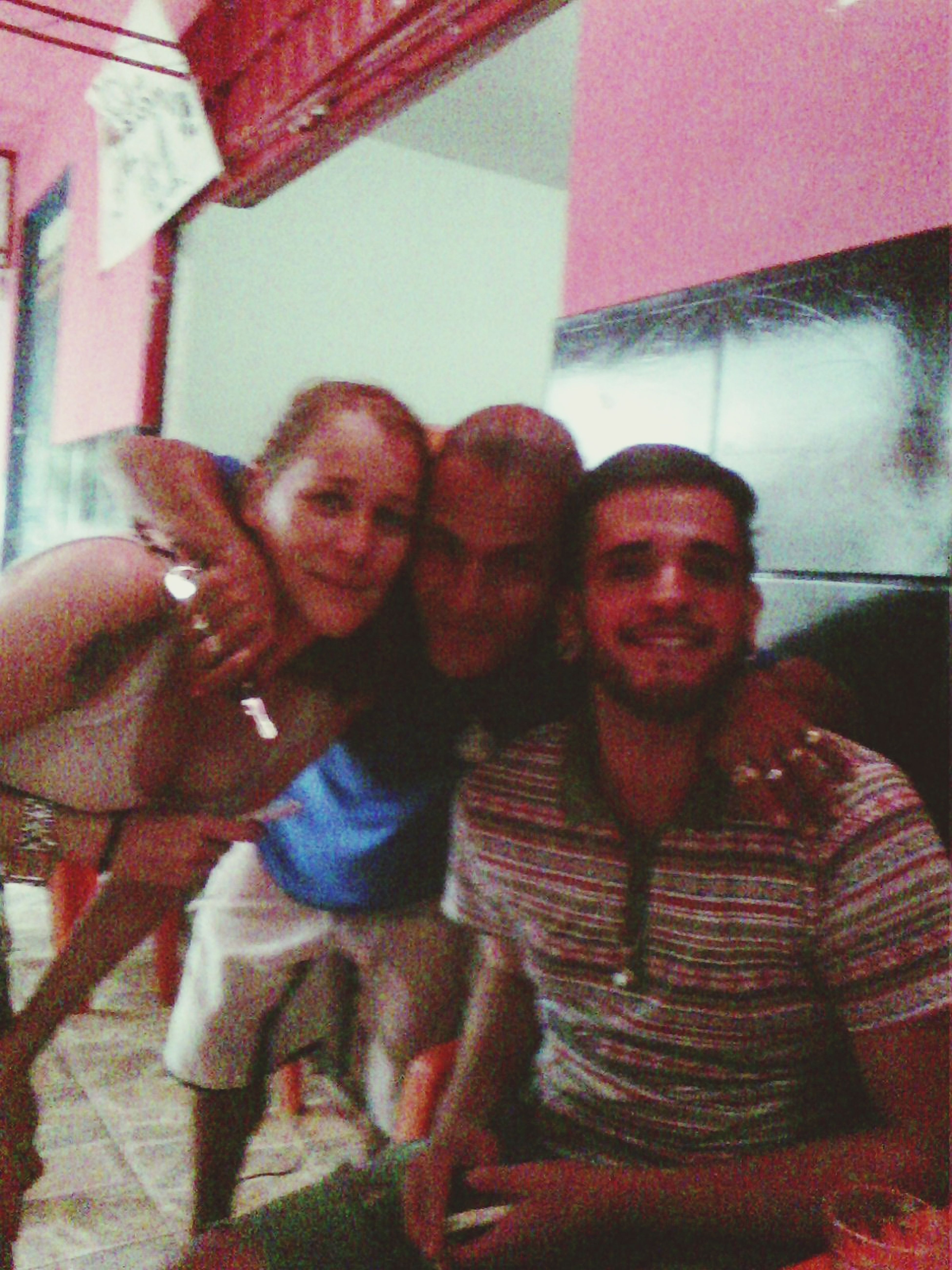 Sol, Pedro, E Robertinha