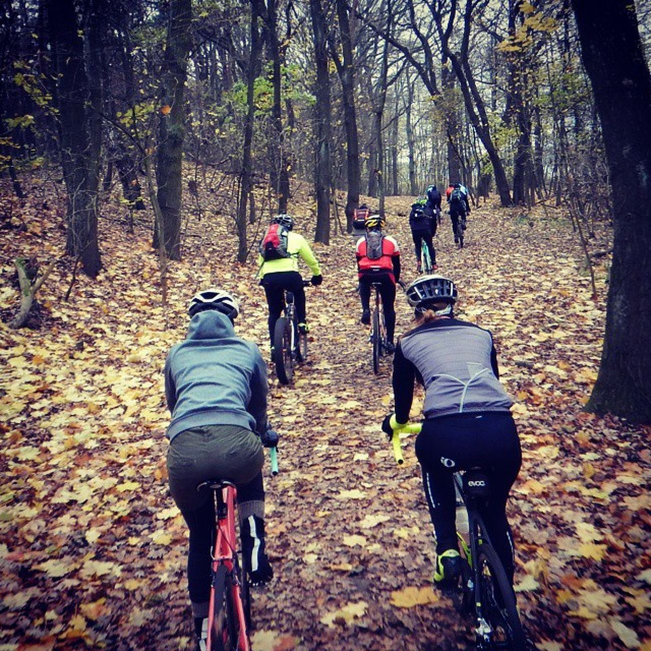 Microcrossmos Cycling Cx OutsideIsFree November Cyclocross