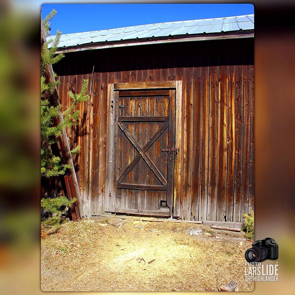 House Built Structure Building Exterior Door No People Outdoors Wood - Material Day Taking Photos