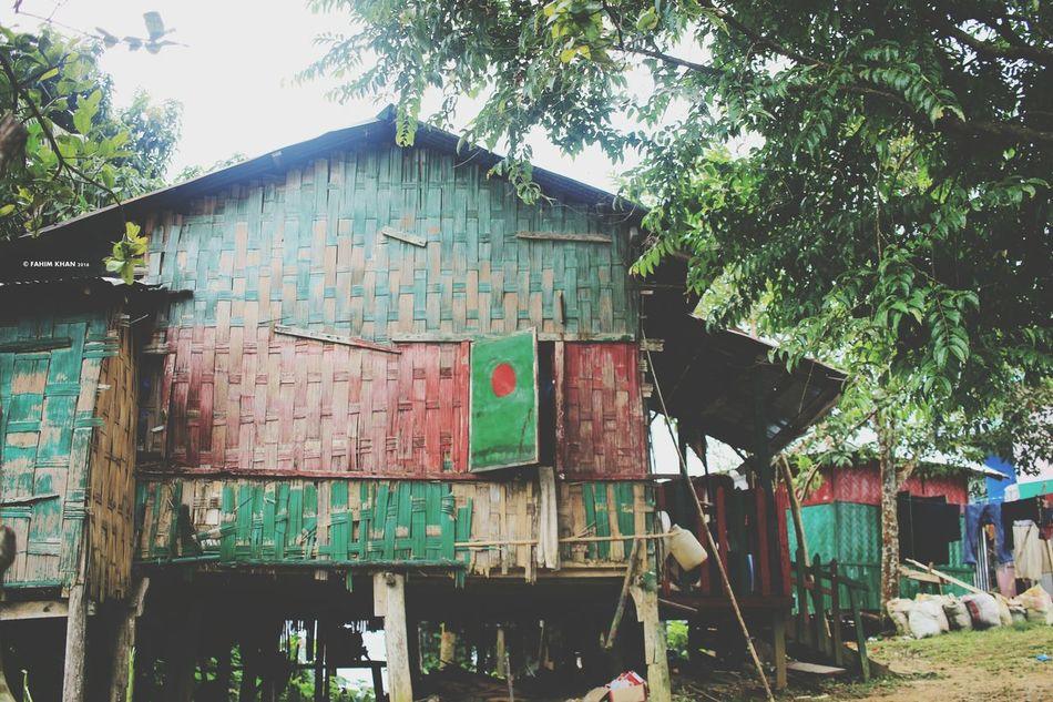 SajekValley💜💛💚 Bangladesh Houses And Windows