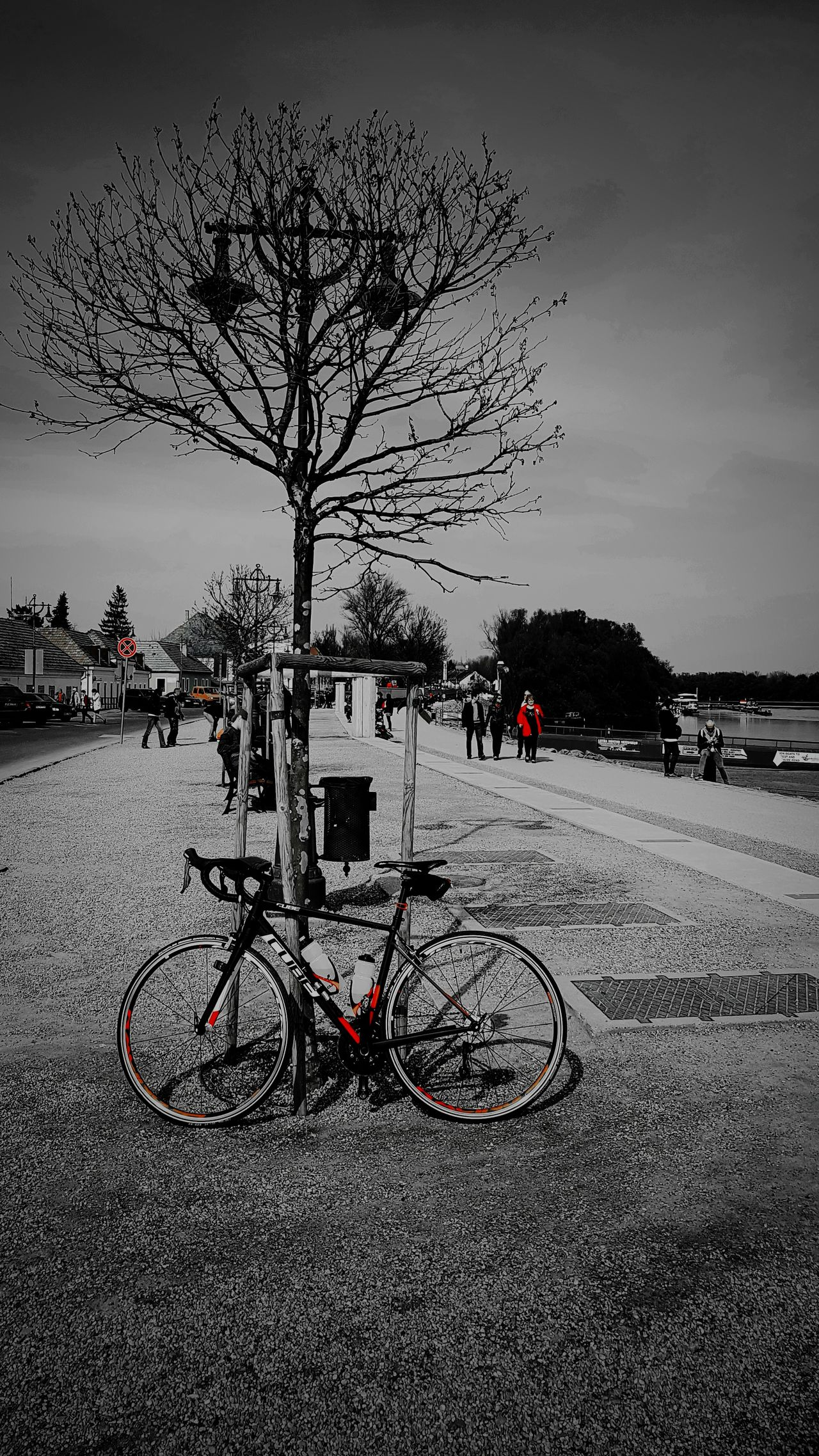 Szentendre_Hungary Tourism Bycicle Danube River Sports Photography