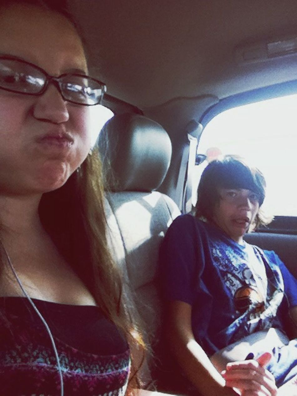 Were so cute?? Brother Were Cute Not Weird At All Happy!