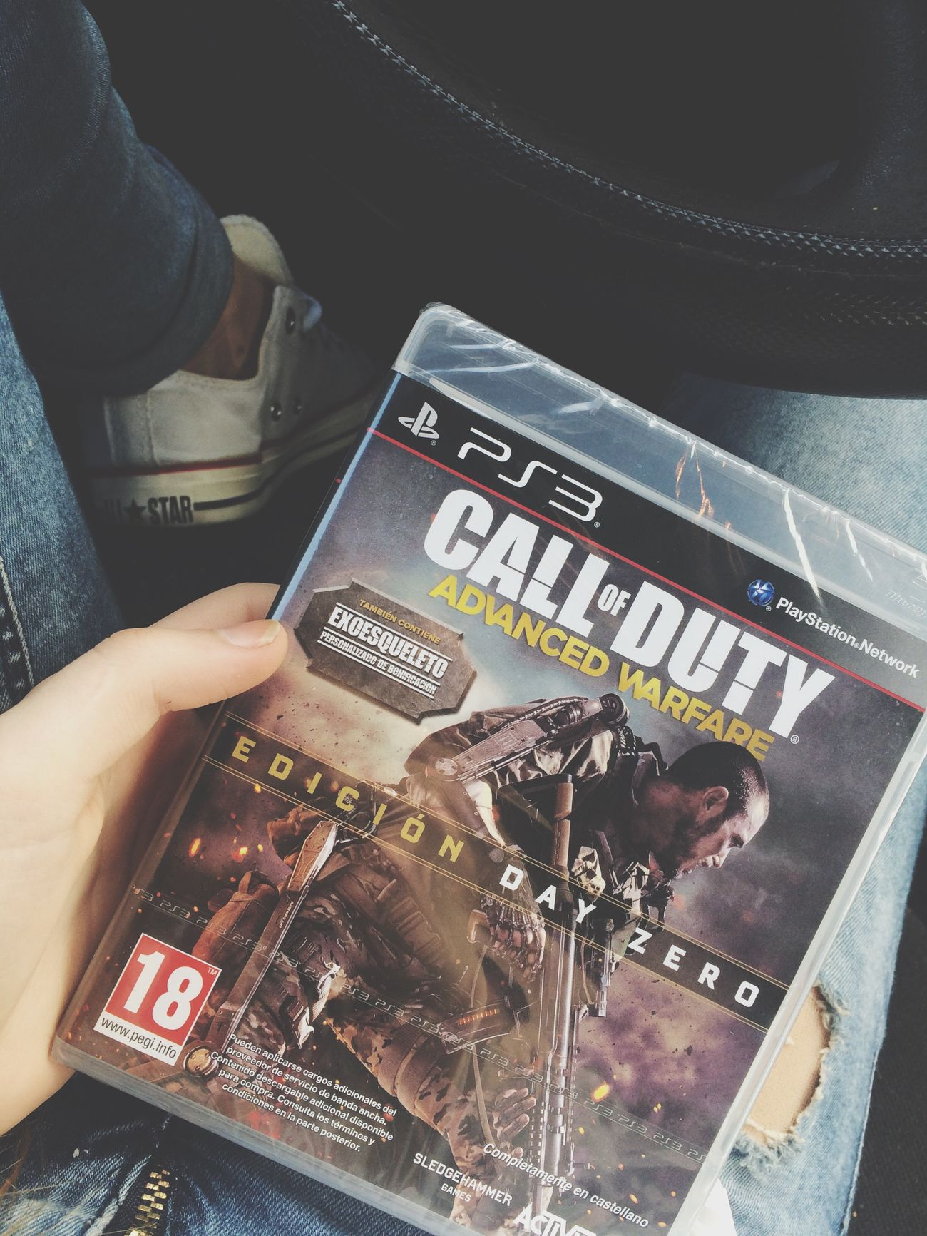 Gamer COD Ps3 Hello World Relaxing Follow Me AdvancedWarfare Taking Photos