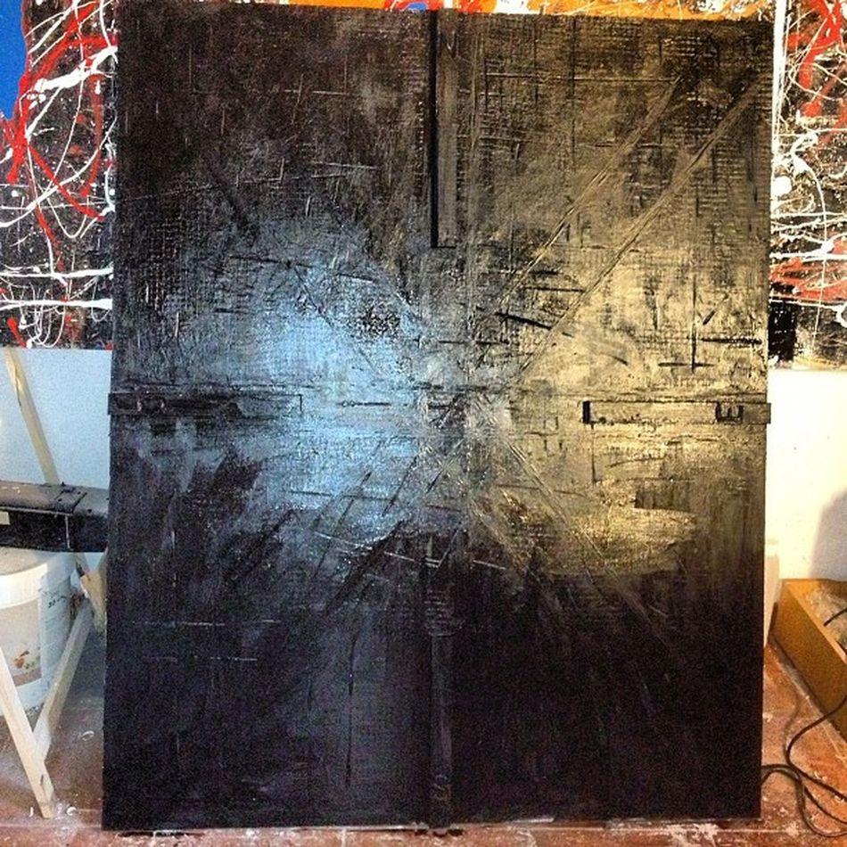 Nuevo trabajo (en proceso) Art Arte Negua Abstracto abstrac poetry