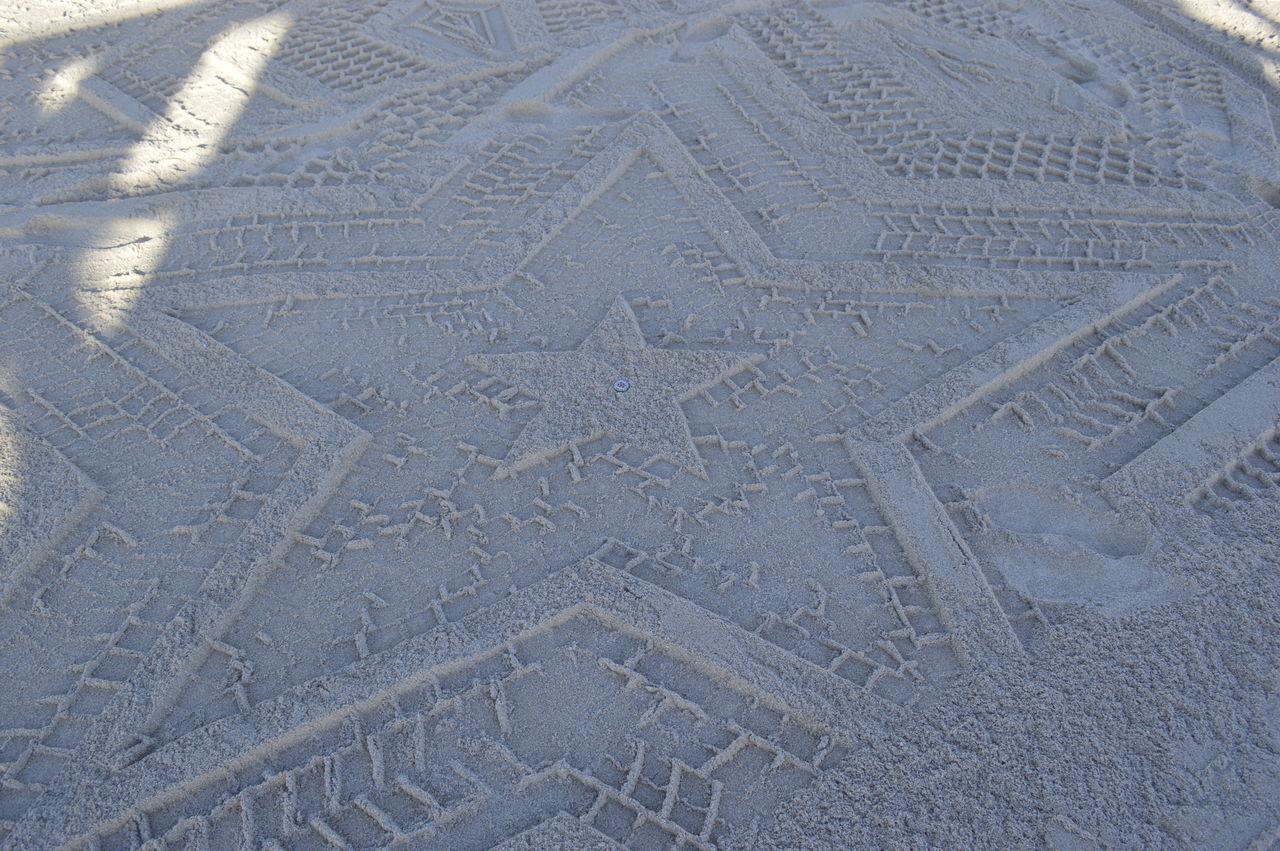 Art Basel 2014 Miami Beach Sand Art Sand Beach Sand Star Star