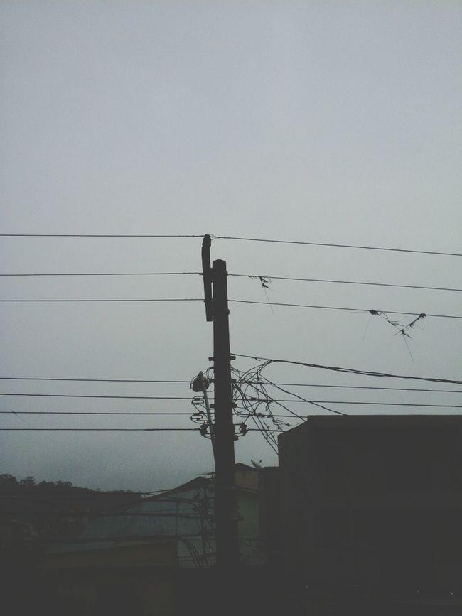 Grayday Sky São Paulo Taking Photos