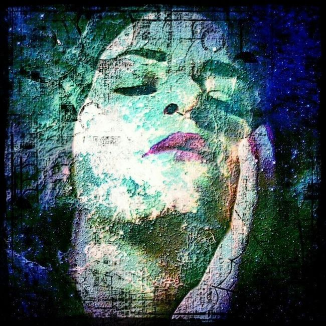 ...you'll never be the same as yesterday... Digital Art Art Self Portrait The Maximals (more Edit Juxt MAX It)
