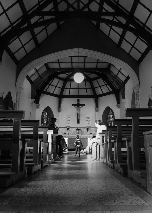Wedding Preparations Church EyeEm Best Shots - Black + White Light Architecture