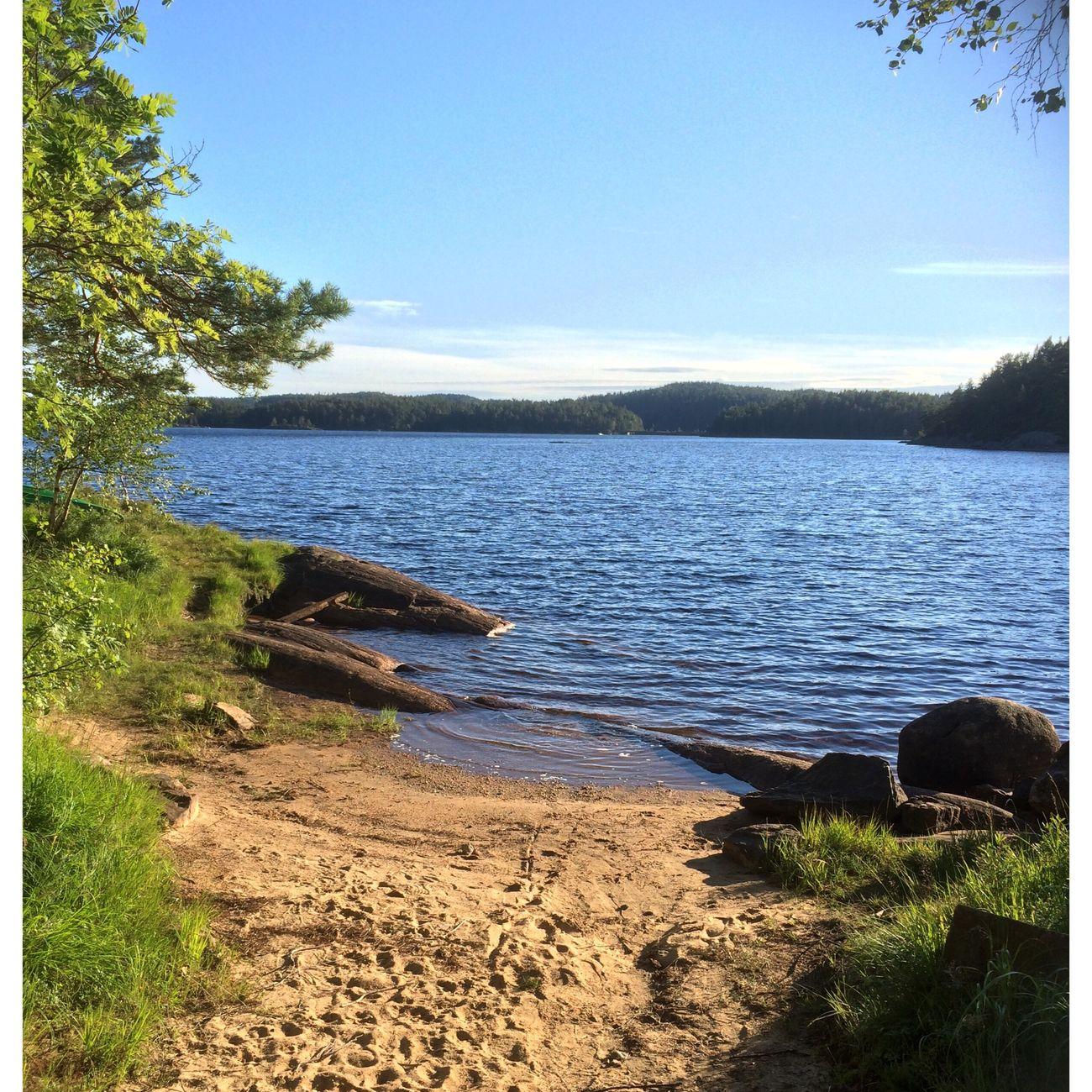 When nature is breathtakein Oggevann Nature Norway First Eyeem Photo