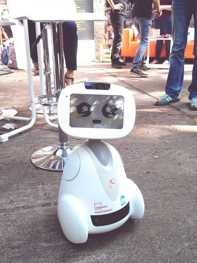 Woot woot Toa2015 Techopenair Robots Buddy