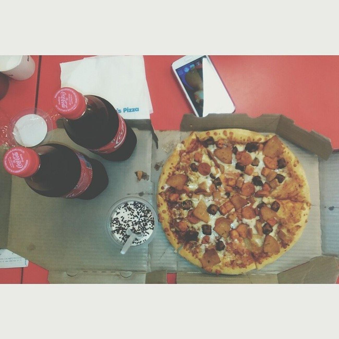 Vscocam Instagood Pizza Dominoz vscofilter vscogramming foodporn foodgramming