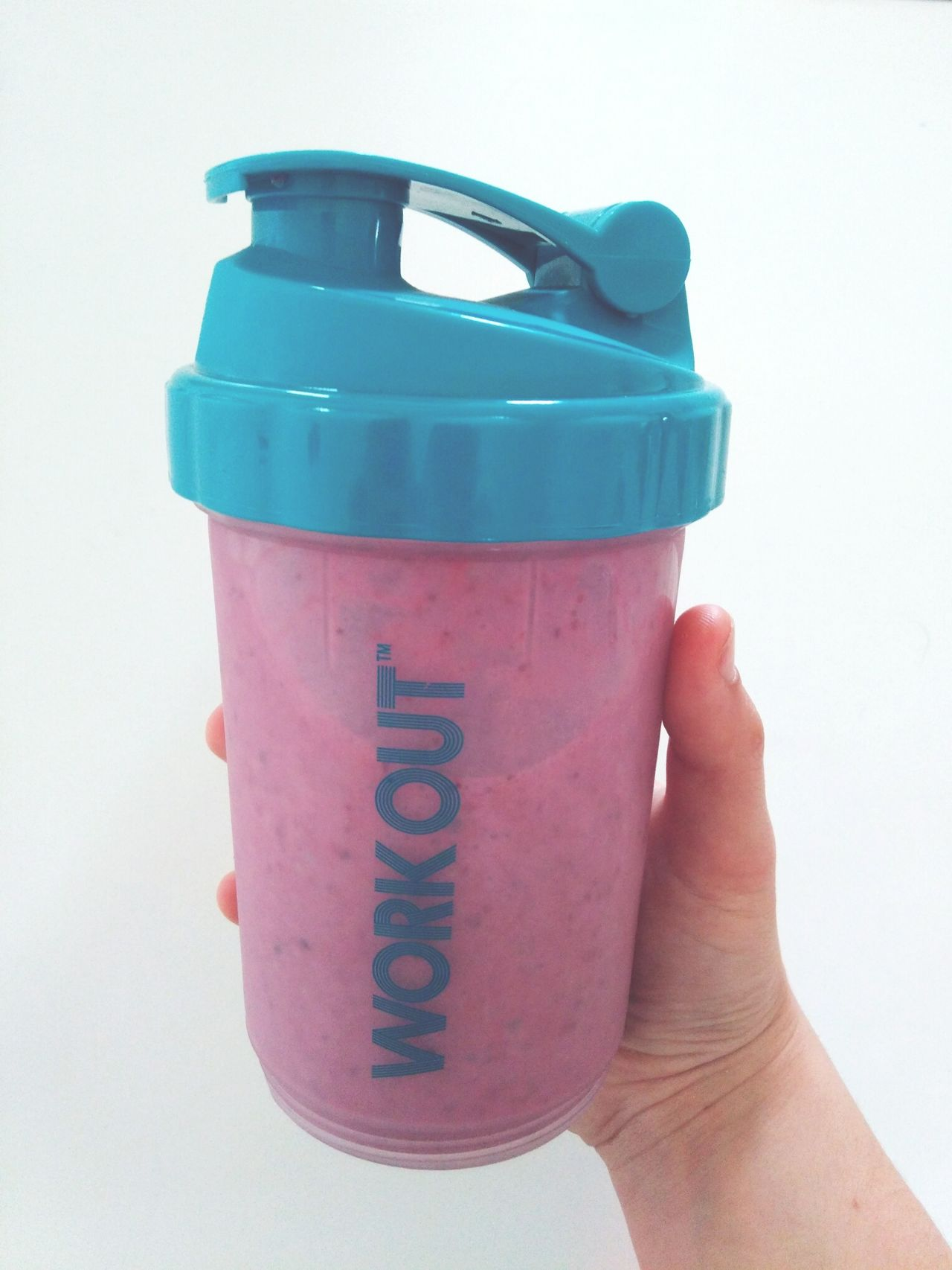 Close-up Drink Human Hand Workout Shaker Smoothie Detail Lifestyle Freshdrink