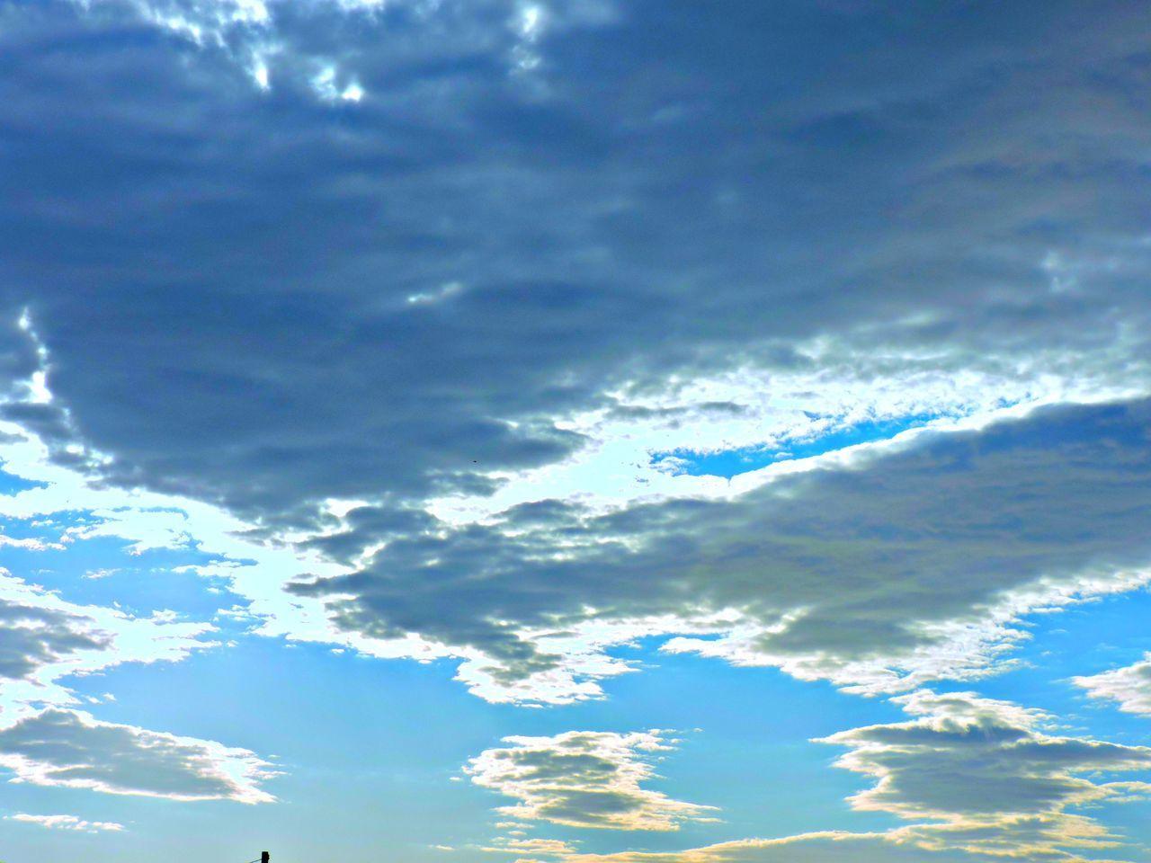 Céu E Nuvem Ceu Liindo! Ceudobrasil