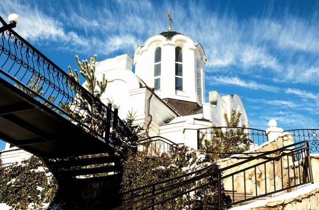 Женский монастырь г. Кисловодск монастырь Свято-Георгиевский женский монастырь Кисловодск