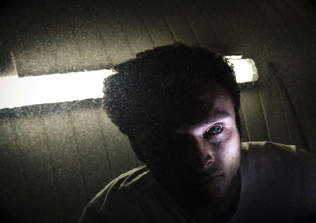 Reflection Darkness Disturbed Disturbing Horror Portrait taken with balckberry passport Blackberry10 Blackberrypassport Portrait Portraits
