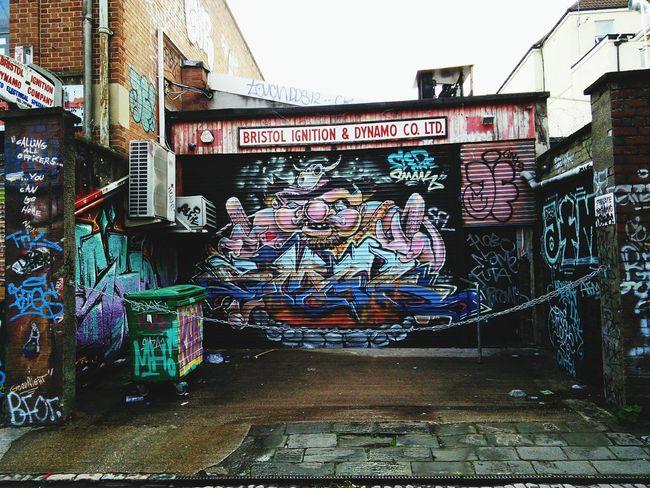 Streetart , Graffiti , Art Bristol