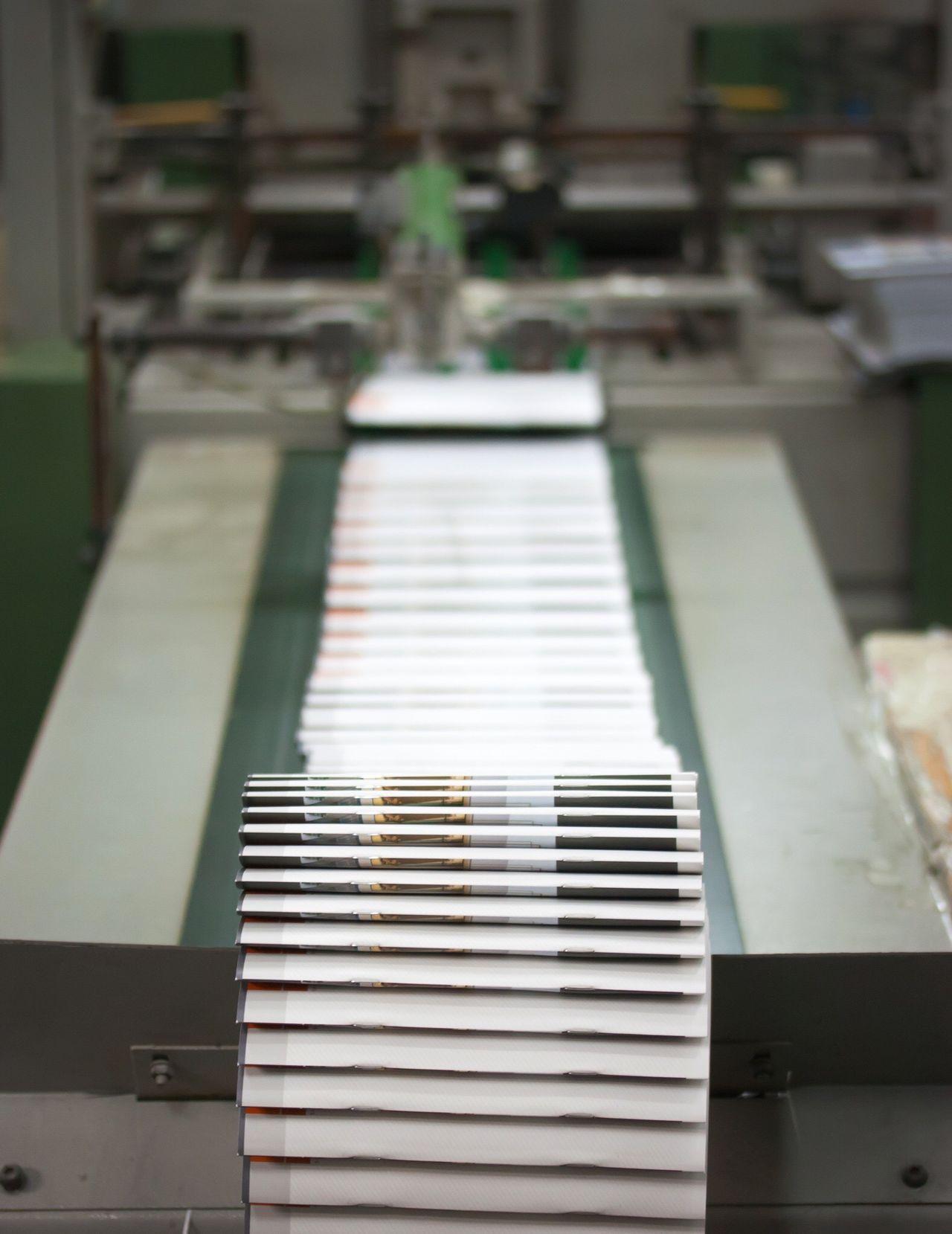 CMYK Print Printing Press Printing Printing Machine Printingpress Printing House Offset Press Offset Printing Paper Book Production Process