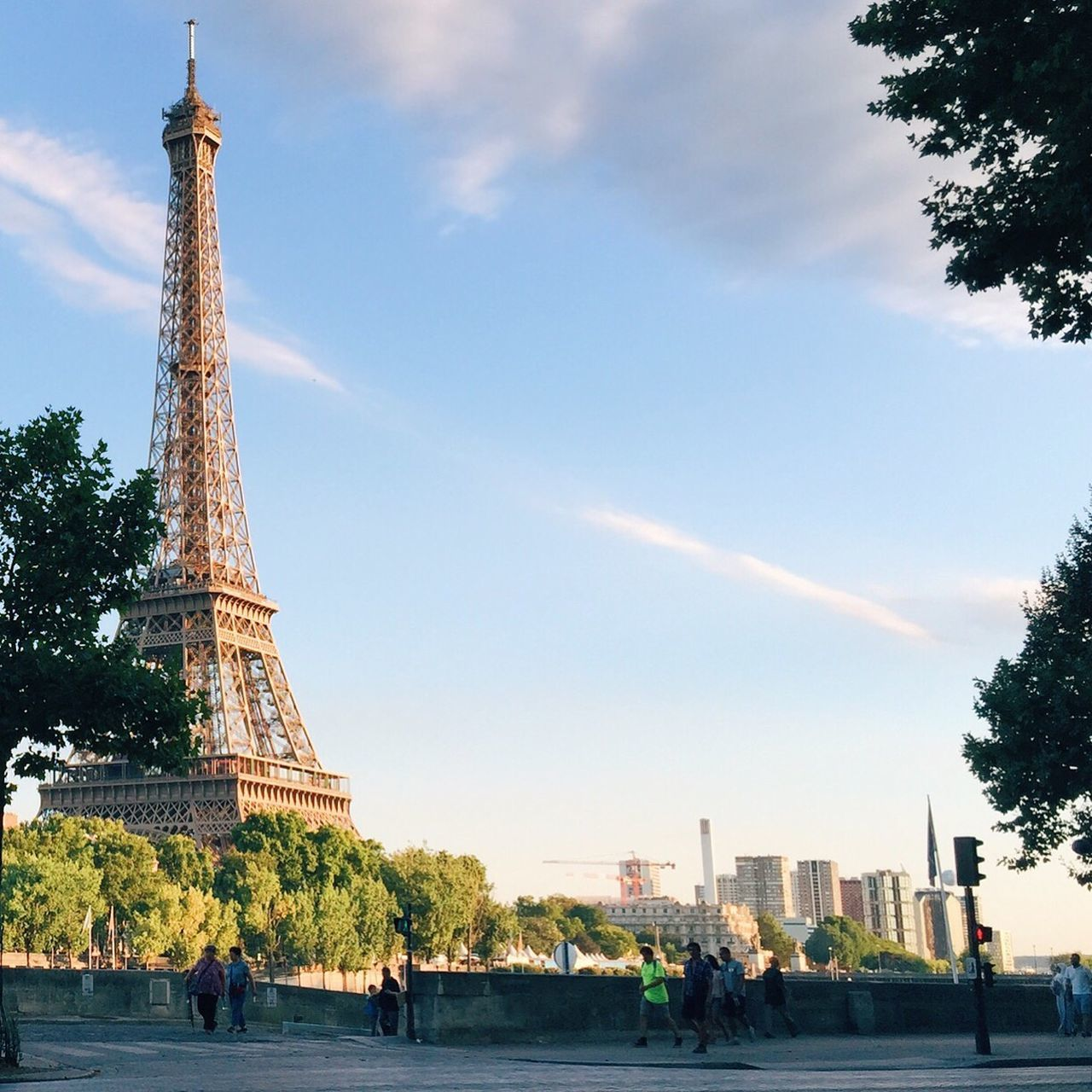Showcase: November Paris just before the ParisAttacks