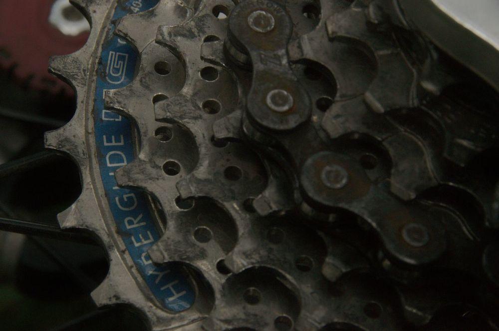 AdamTurnerPhotography Geometric Shape Circle Bike Gears Bike Gears