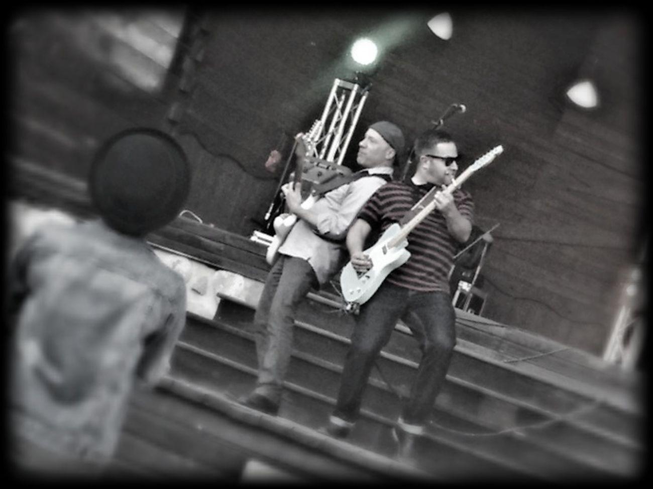 Monkey Junk Blues Concert Photography