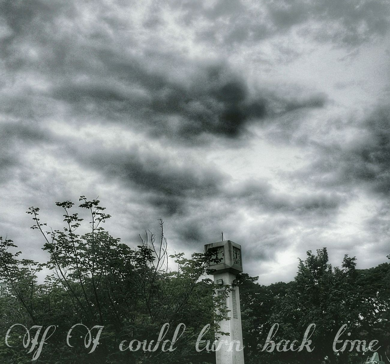 Nimbus Sky And Clouds Feeling So Sad Bad Weather Feelbad