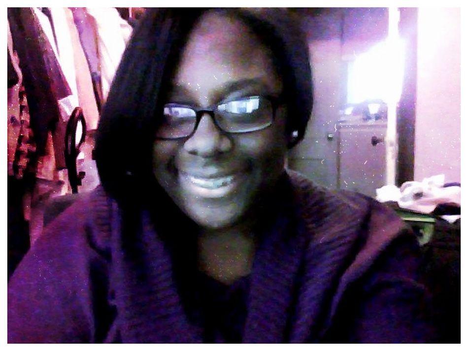 Smile.