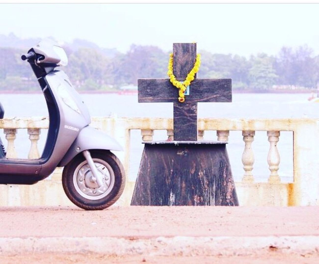 Chruch⛪ Bike Ride Fundaysunday Cool_capture_ Awesome_environment