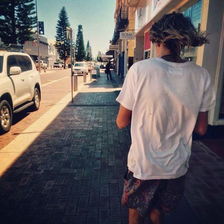 Make your own life, don't share in anyone else's. First Eyeem Photo Chill Geraldton Good Vibes