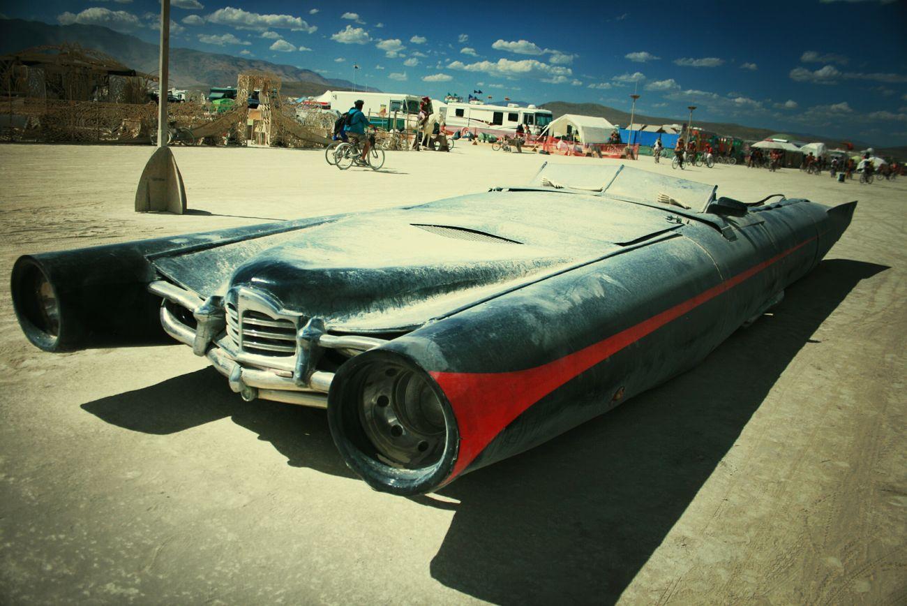 Art Cars Burningman Burning Man Black Rock City