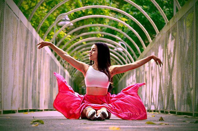 Millennial Pink Contempodanza Color Pink Dancer Contemporary