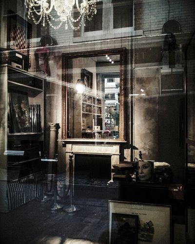 Untitled Mirrors Fashion LONDON❤ Londonlife