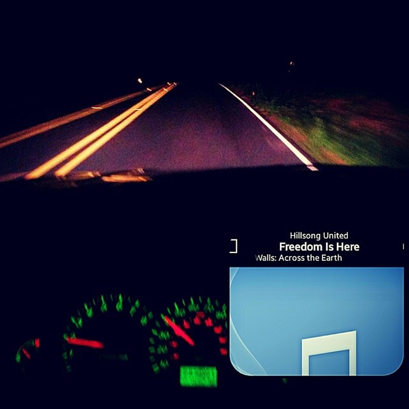On the way home from the gym with my man. And one of my favorite songs ever.♥♥♥ HillsongUnited Freedom Here Love driving music mazda