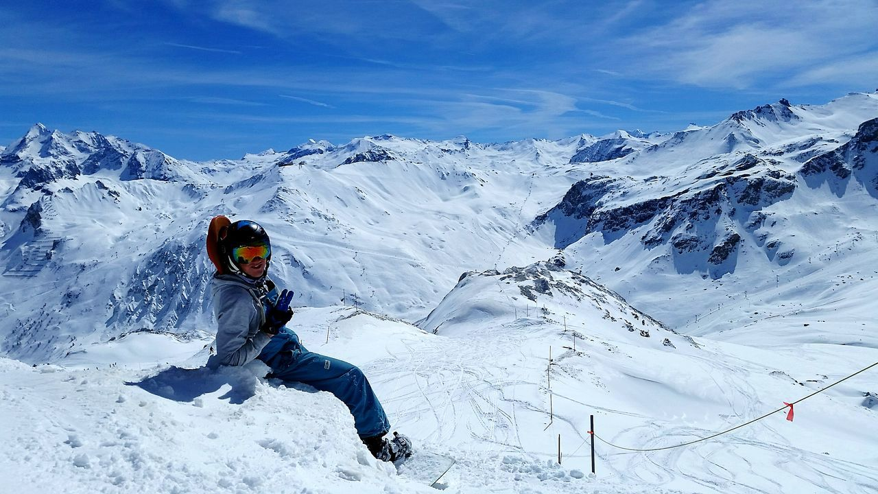 This cowboy had a sick season! Cheers Morzine-Avoriaz and Tignes you've been great Adventure Club