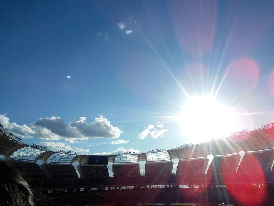 Sky Sport Stadium Sun Soccer⚽ FCBari1908