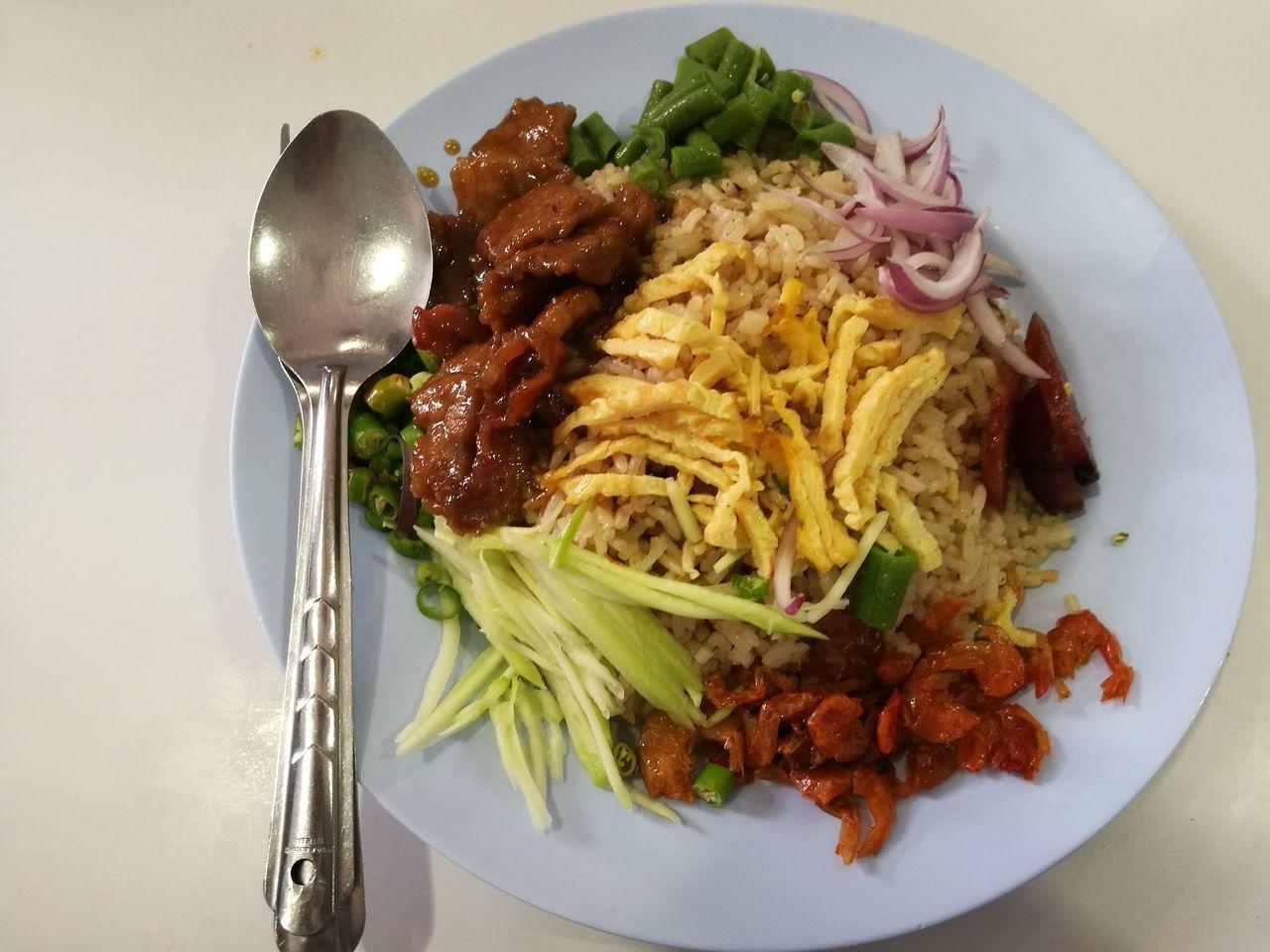 Thai Food Food