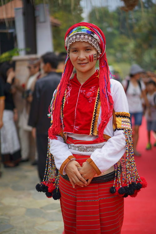 The World Indigenous Day Celebrations 2016 held in Shah Alam, Malaysia on Aug 4-9 2016. Asian Native Focus On Foreground Happiness LandRightsNow Lifestyles Malaysia Native Native Outdoors Person PHOAS2016 Portrait Standing Traditional Clothing Traditional Culture Vietnam Cultural Dre Vietnam Traditional Vietnamesegirl