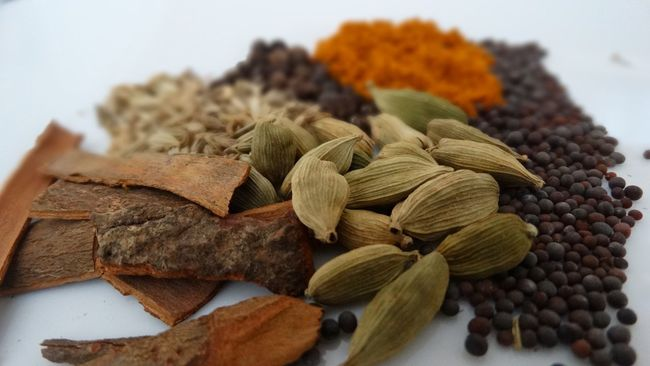 Close-up Focus On Foreground Food Food Porn Foodphotography India Culture Indian Spices Large Group Of Objects Natural Pattern Selective Focus Spice Explosion Spices Still Life