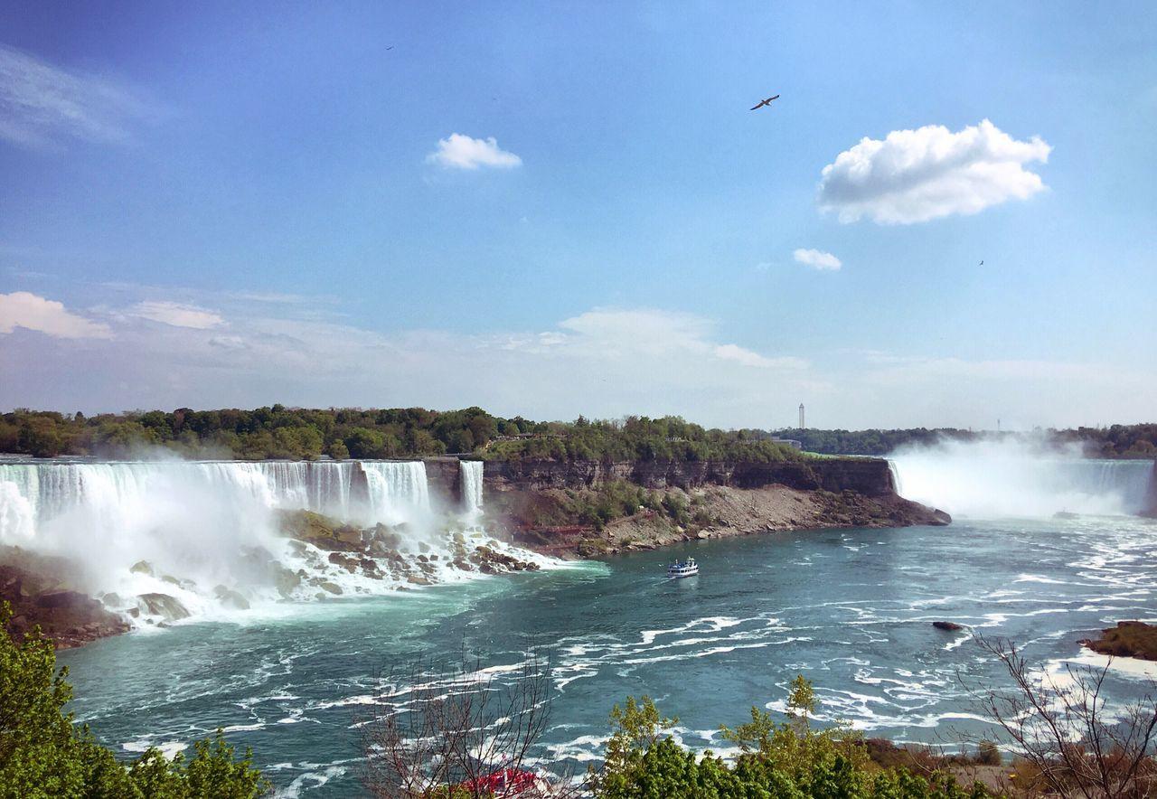 Beautiful stock photos of niagara falls,  Day,  Famous Place,  Flowing Water,  International Landmark