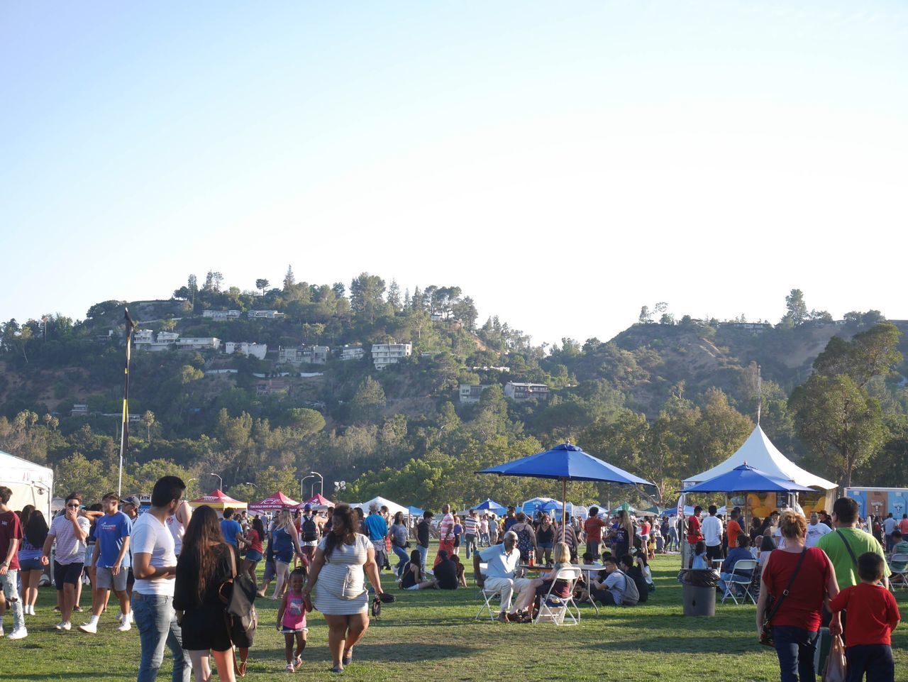 AmericanFestivals 4th Of July July4th Independence Day Americanfest Festival Rosebowlstadium Camping Holiday People Peopleandnature