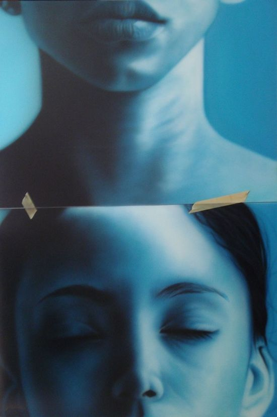 METERSI DACCORDO Luigifantini Art Painting Realistic