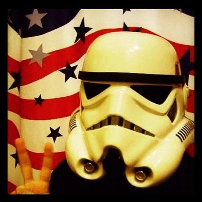 Stormtrooper 501st Stargarrison 501stlegion patriotic