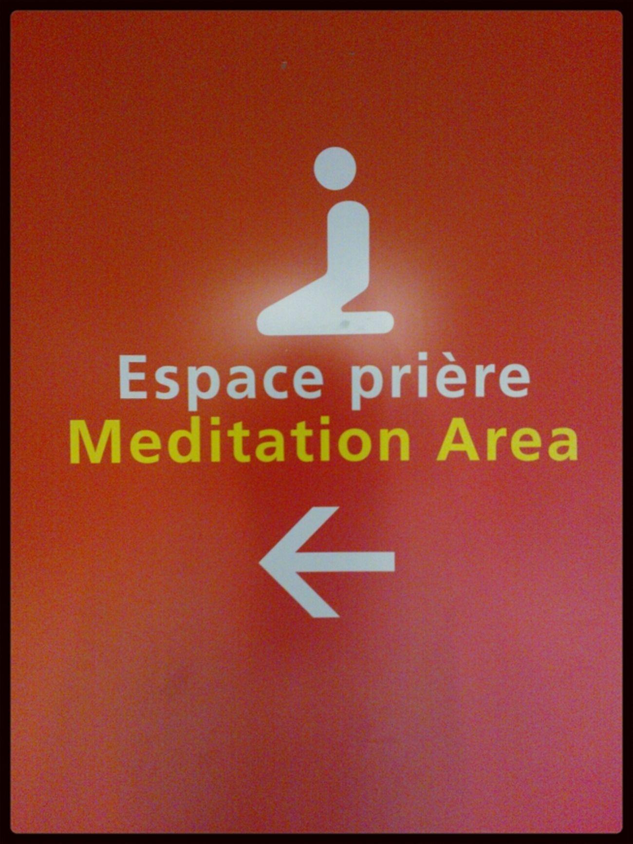 Prayer Aeroport Salle De Prière