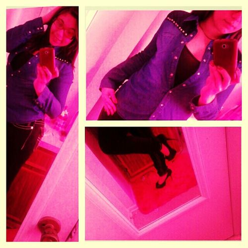 My Outfit Yesturday;*