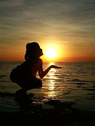 Bantayanislandcebu Sunset #sun #clouds #skylovers #sky #nature #beautifulinnature #naturalbeauty Photography Landscape [ Eyeem Philippines Eyeem Philippines Enjoying Life Sunset_collection EyeEm Nature Lover Mobile Photography